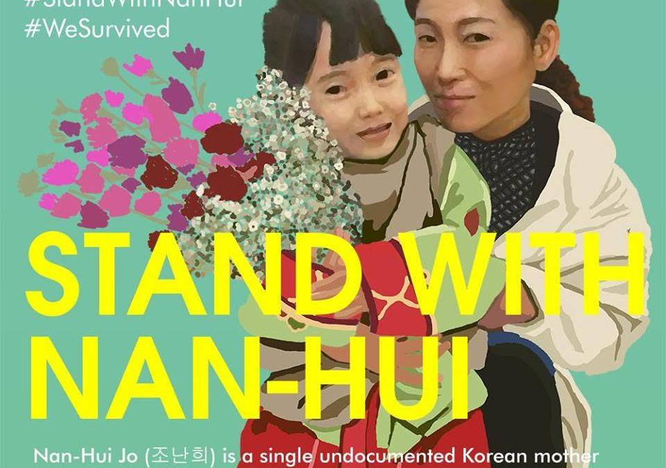 #StandWithNanHui