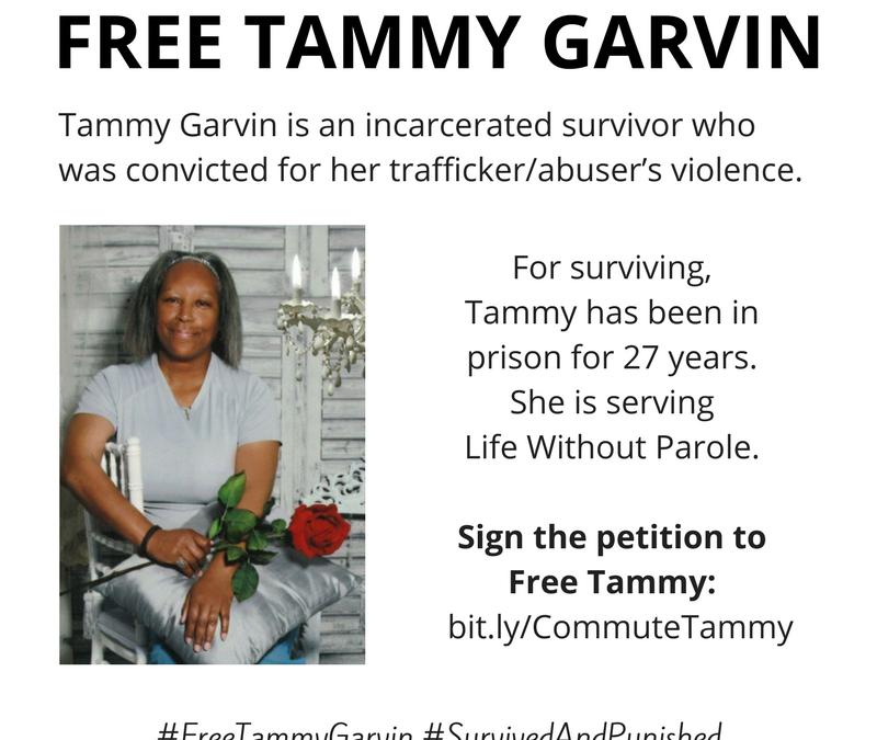 Free Tammy Garvin